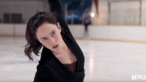 'Spinning Out': Kaya Scoledario é patinadora com um segredo; veja trailer