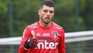 Tiago Volpi vê São Paulo à frente dos rivais e quer time mais regular em 2020
