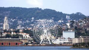Rio inaugura maior roda-gigante da América Latina nesta sexta