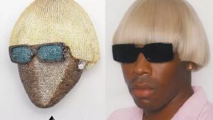 Tyler, The Creator adquire colar com seu rosto avaliado em R$ 1,1 milhão