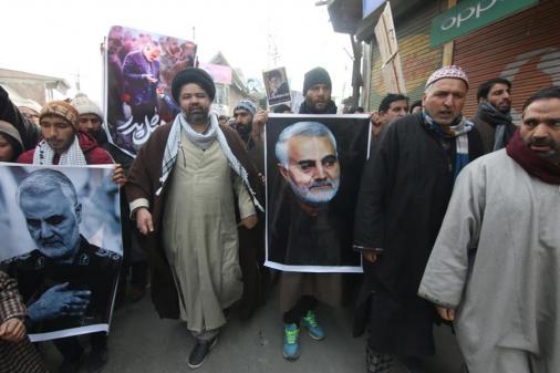 Resposta do Irã deve ser 'proporcional' e mirar americanos ou aliados