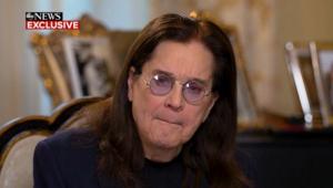Ozzy Osbourne revela ter sido diagnosticado com mal de Parkinson