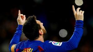 Em estreia de novo técnico, Messi decide e dá ao Barça vitória sobre Granada