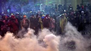 Novos protestos na capital do Líbano deixam pelo menos 30 feridos