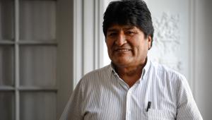 Morales viaja para Cuba 'por motivos de saúde'