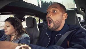 Will Smith vira motorista de aplicativo para promover 'Bad Boys Para Sempre'; veja