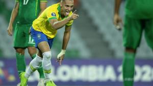 Brasil sub-23 leva susto, mas bate Bolívia e avança no Pré-Olímpico