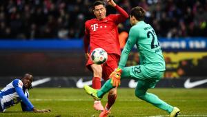 Lewandowski sofre lesão e vira desfalque no Bayern para a Champions League
