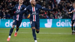 Com Neymar decisivo, PSG supera Reims e vai à final da Copa da Liga Francesa