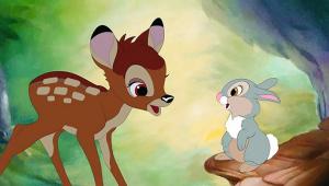 Disney vai fazer versão live-action do clássico 'Bambi'