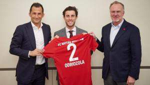 Bayern de Munique anuncia contratação por empréstimo de lateral do Real Madrid