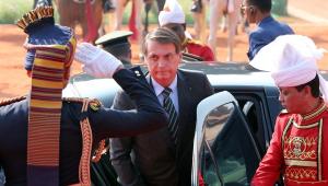 Bolsonaro diz que não há casos de coronavírus no Brasil