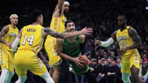 NBA: Celtics atropelam Lakers; Lillard marca 61 pontos em vitória dos Blazers