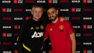 Treinador do Manchester United diz que time voltará melhor após pandemia