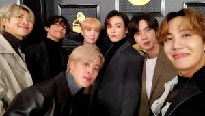 BTS capricha na primeira performance de 'Black Swan'; assista