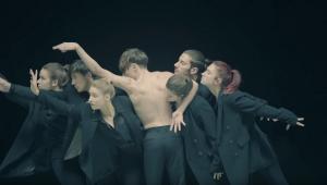 BTS produz clipe artístico com bailarinos para 'Black Swan'; veja