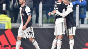 Juventus faz 3 a 1 na Roma e se classifica às semifinais da Copa da Itália