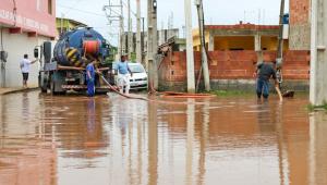 RJ: Chuva deixa desalojados no norte e noroeste fluminense