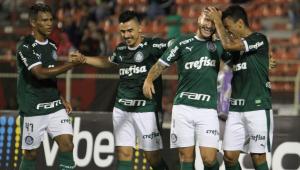 Palmeiras passeia no segundo tempo e goleia o Ituano na estreia do Paulistão