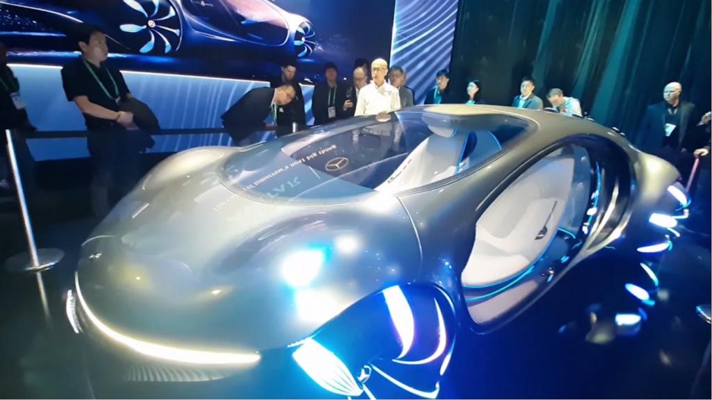 CES 2020: Elétricos e conectados, carros do futuro se destacam em Las Vegas – Jovem Pan