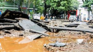 Chuvas não dão trégua em Minas Gerais; são 53 mortos em 5 dias