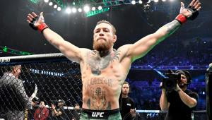 Avassalador, McGregor nocauteia Cerrone em 40 segundos na luta principal do UFC 246