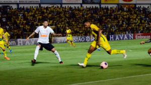 Corinthians sofre pressão e fica no empate com o Mirassol