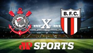 Corinthians x Botafogo-SP: acompanhe a transmissão da Jovem Pan