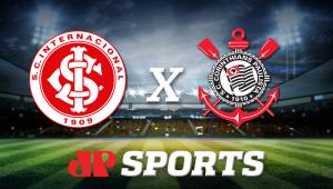 Internacional x Corinthians: acompanhe a transmissão da Jovem Pan