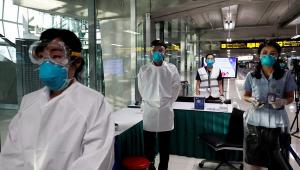 Britânicos ampliam testes de coronavírus; há 14 casos suspeitos