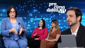 #PraCimaDeles - Entrevista com a ministra Damares Alves - 17/01/2020