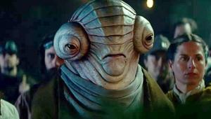 Ed Sheeran fez ponta como alienígena em 'Star Wars: A Ascensão Skywalker'