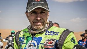 Uma semana após acidente no Rally Dakar, holandês Edwin Straver morre aos 48 anos