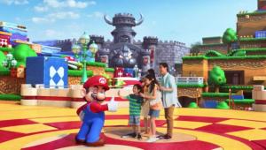Parque de diversões da Nintendo será inaugurado antes das Olimpíadas; veja o trailer