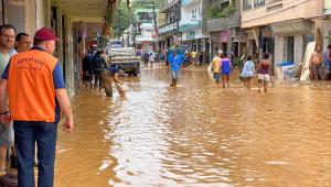 Chuvas deixam ao menos cinco mortos no Espírito Santo