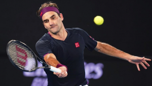 Roger Federer está confirmado nos Jogos de Tóquio