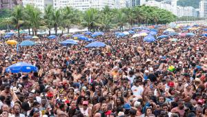 Prefeitura do Rio quer mudar horário dos blocos de Ipanema
