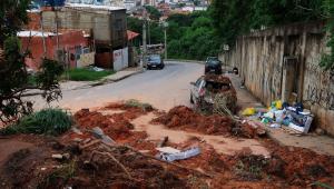 Já são 45 os mortos em Minas; 101 cidades estão em emergência