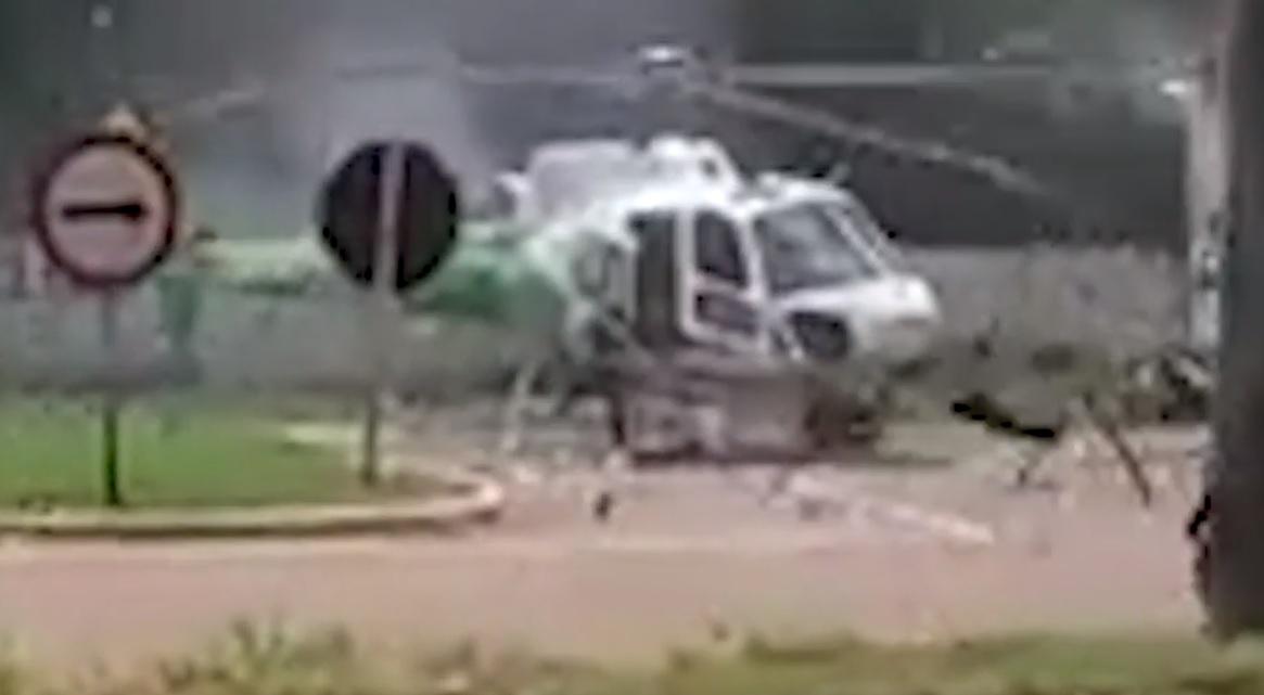 helicoptero acre