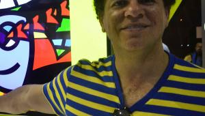 Romero Britto quer que filme sobre sua vida seja 'uma história de inspiração' para as pessoas