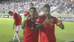 Internacional vence fácil o Corinthians e está na final da Copa São Paulo