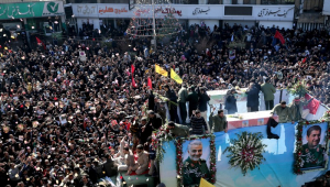 Soleimani: tumulto em funeral de deixa dezenas de mortos