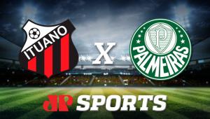Ituano x Palmeiras: acompanhe a transmissão da Jovem Pan