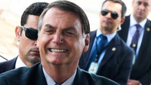 Bolsonaro compara Presidência com casamento em '4, 8 anos ou mais tempo'