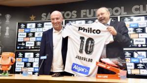 Jesualdo elogia trabalho de Sampaoli, exalta história do Santos e promete time equilibrado