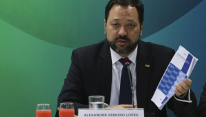 Alexandre Lopes, presidente do Inep, é exonerado