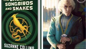 Novo livro da saga 'Jogos Vorazes' mostrará vilão Snow adolescente