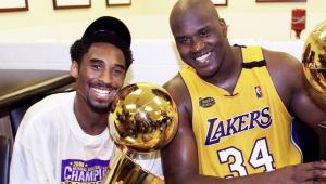 Shaquille O'Neal vai às lágrimas ao falar de Kobe Bryant: 'Dor aguda'