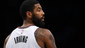 NBA: Irving retorna após lesão, é cestinha e lidera Nets em vitória