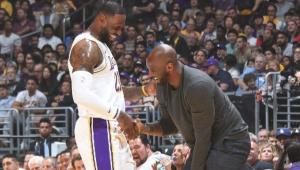 Emocionante! LeBron James se despede de Kobe Bryant: 'Eu te amo'